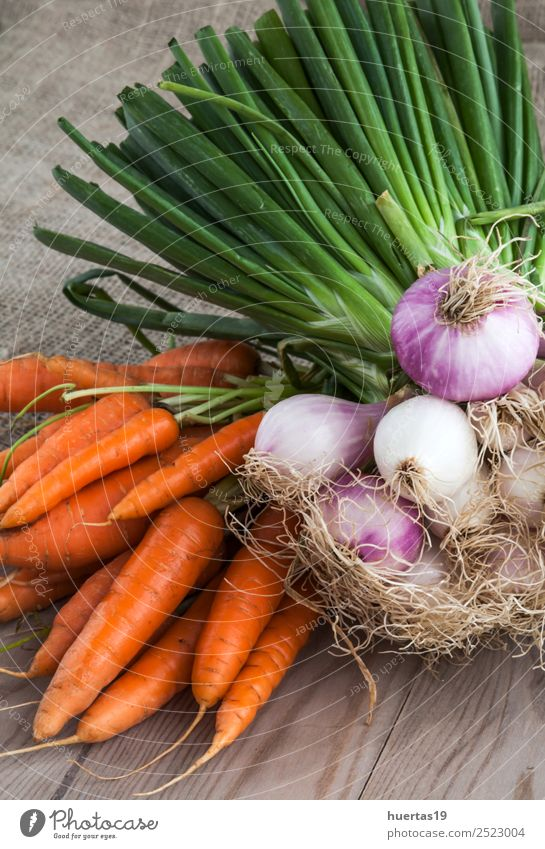onions bouquet Nature Healthy Eating Summer Natural Food Fruit Table New Vegetable Farm Diet Rural Farmer Large-scale holdings Farmhouse
