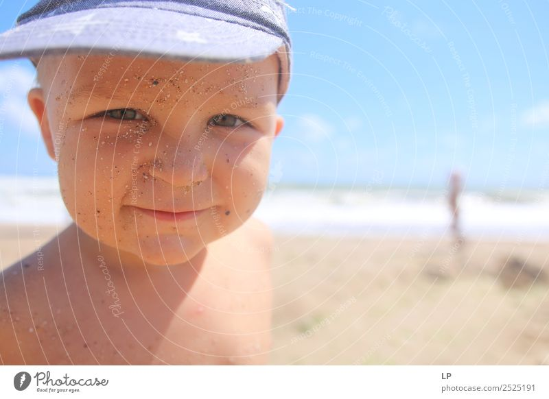 sand on my face Lifestyle Wellness Harmonious Contentment Vacation & Travel Adventure Far-off places Freedom Summer Summer vacation Sun Sunbathing Parenting