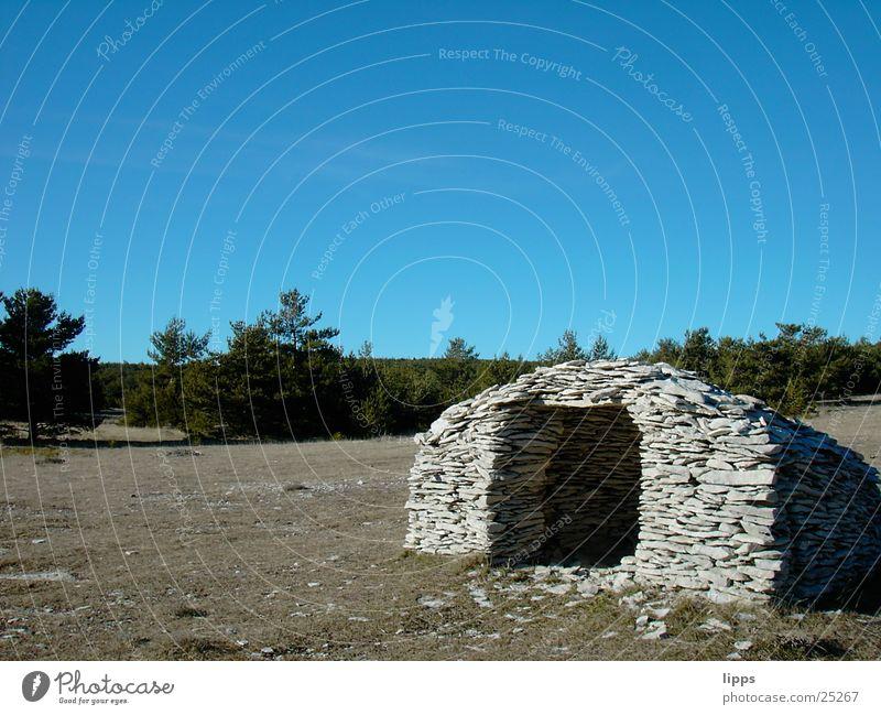stone hut Provence Architecture Boris Hut Stone