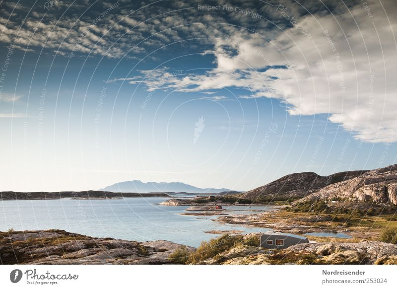 Sky Nature Sun Vacation & Travel Ocean Calm Far-off places Relaxation Landscape Lanes & trails Coast Contentment Rock Adventure Free Climate