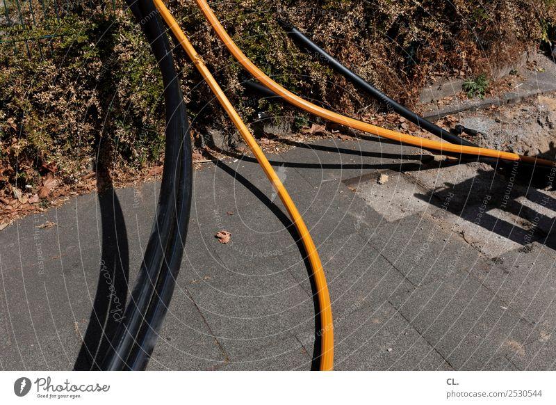 hoses hoses hoses Work and employment Construction site Bushes Traffic infrastructure Lanes & trails Ground Hose Broken Orange Black Change Colour photo