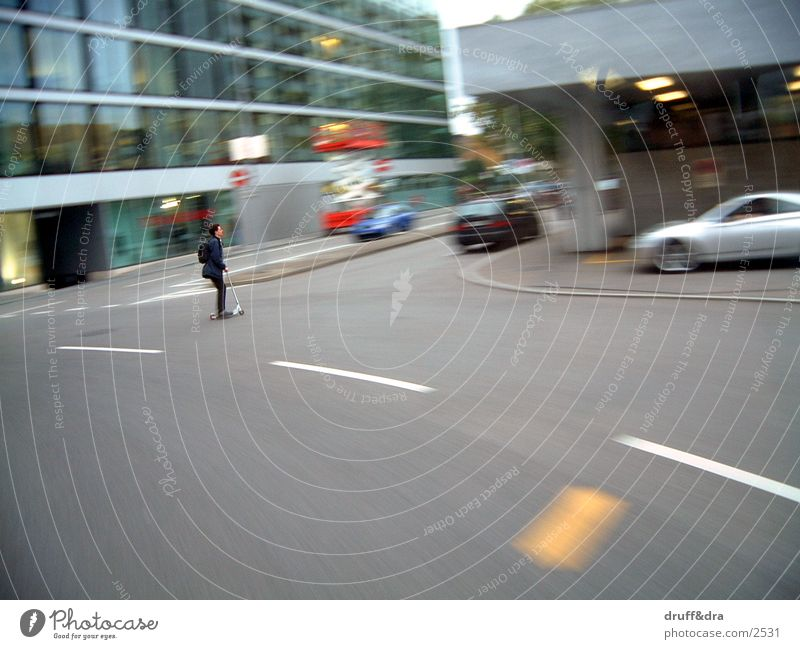 Street Transport In transit Scooter