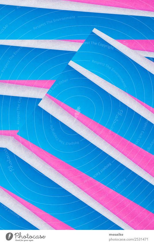 pattern mix - blue and pink design Lifestyle Elegant Style Design Decoration Wallpaper Feasts & Celebrations Carnival Oktoberfest Art Work of art Paper Blue