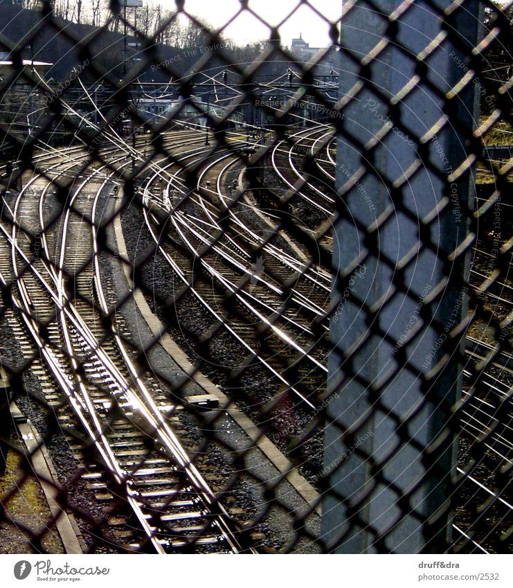 track Grating Railroad tracks Things