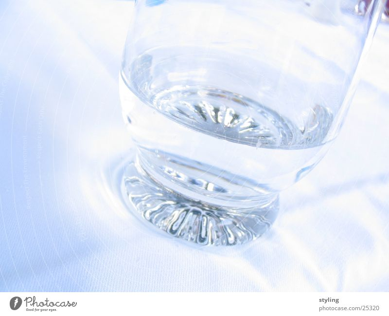 Water White Blue Cold Bright Glass Clarity Alcoholic drinks