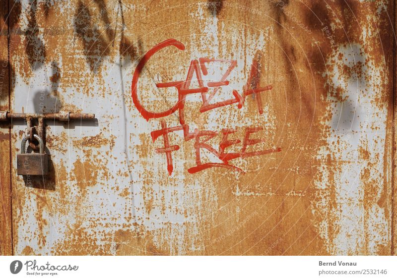 Old Graffiti - a Royalty Free Stock Photo from Photocase
