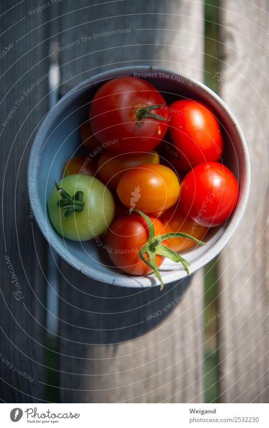 Summer Red Food Nutrition Shopping Vegetable Harvest Organic produce Mature Vegetarian diet Lettuce Tomato Salad Slow food