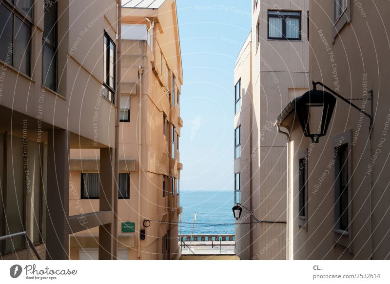 Vacation & Travel Summer Town Water Ocean House (Residential Structure) Relaxation Architecture Wall (building) Lanes & trails Building Tourism Wall (barrier)