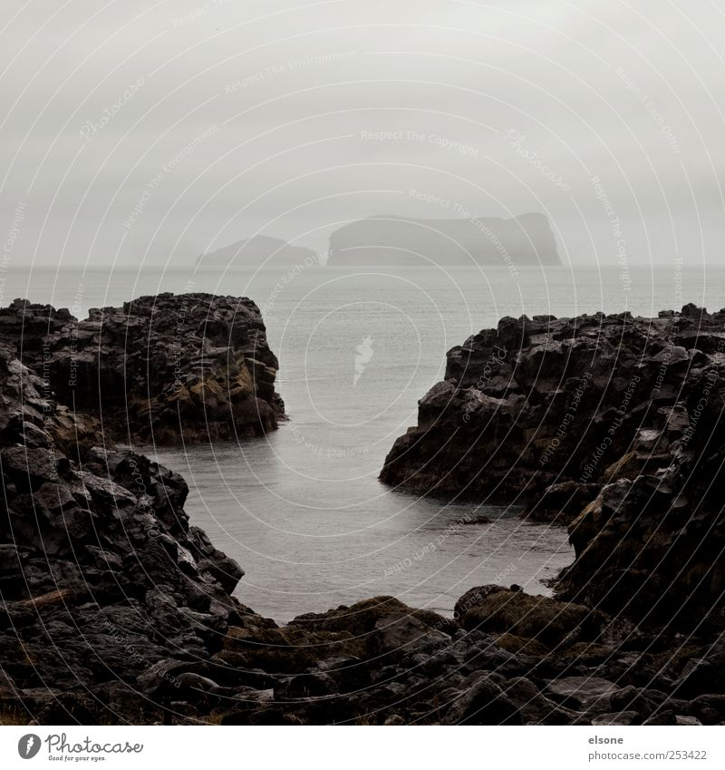 Surtsey Nature Landscape Elements Earth Water Climate Weather Bad weather Wind Fog Rain Thunder and lightning Rock Mountain Volcano Waves Coast River bank Beach
