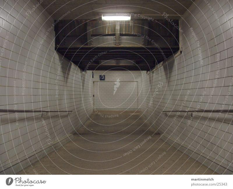 Concrete Railroad Bridge Tile Tunnel Train station Handrail Platform Underpass Concreted