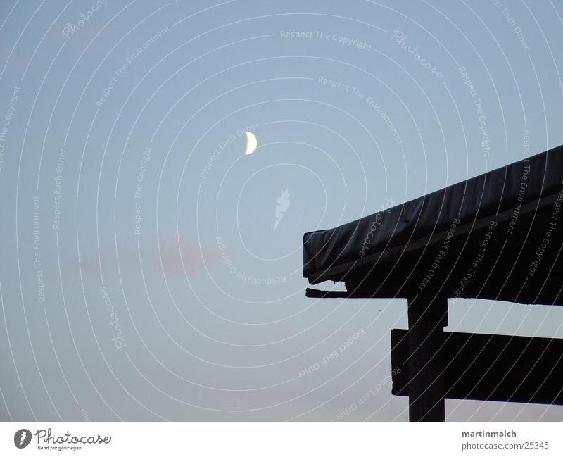 Sky Hut Moon