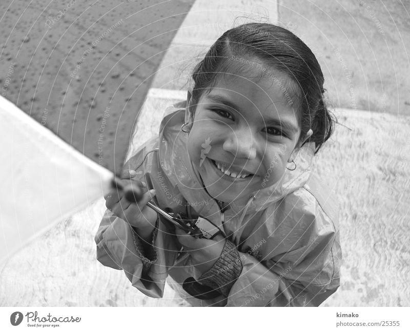 Camilla Child Girl Portrait photograph Laughter Mexico