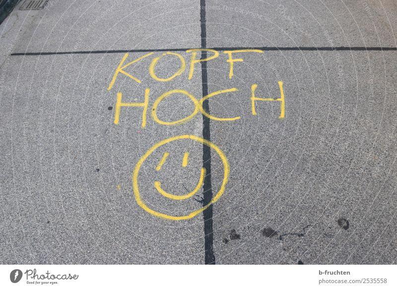 head up Deserted Bridge Write Brash Friendliness Happiness Yellow Gray Joy Happy Self-confident Optimism Power Brave Life Joie de vivre (Vitality)
