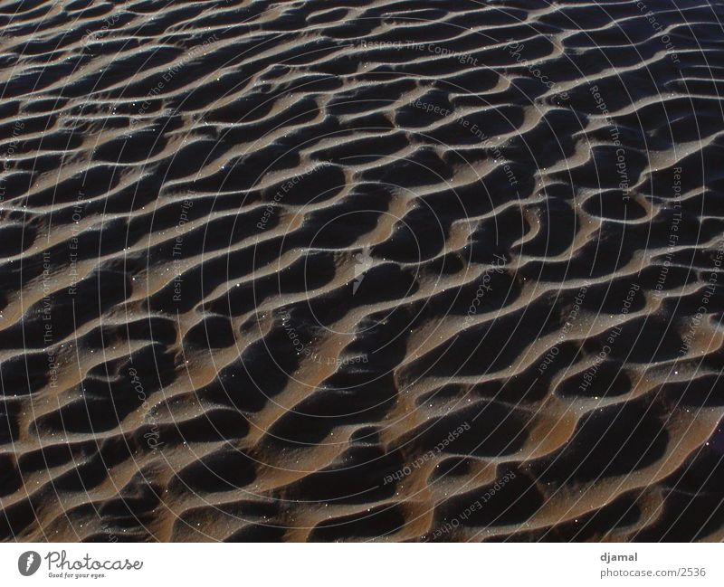 Sand Ice Waves Desert Beach dune
