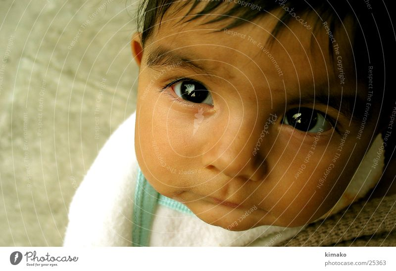 Yank Child Baby Portrait photograph bebe Mexico