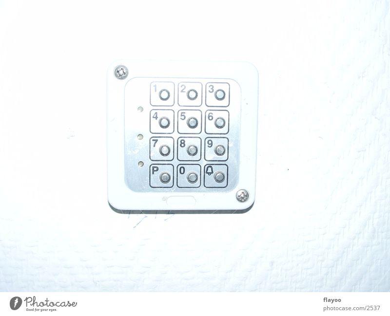 code Door opener Password Electrical equipment Technology Digits and numbers