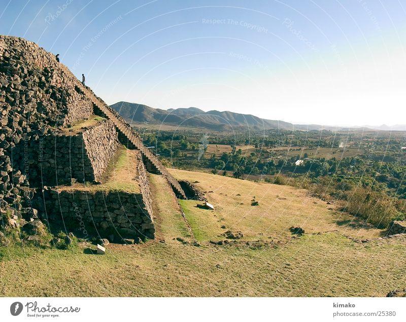Architecture Design Mexico Michoacán