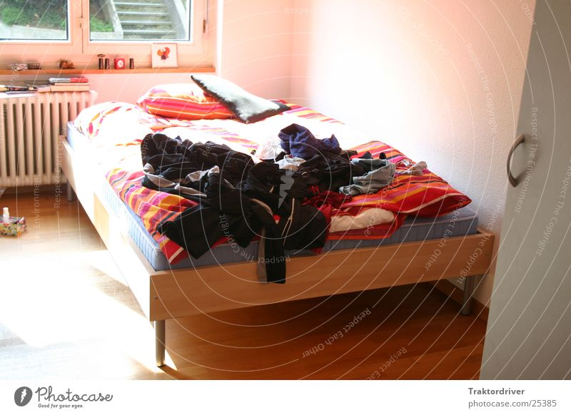 Sun Colour Warmth Bright Bed Dress Physics Living or residing Cozy Blanket Striped Duvet Double bed