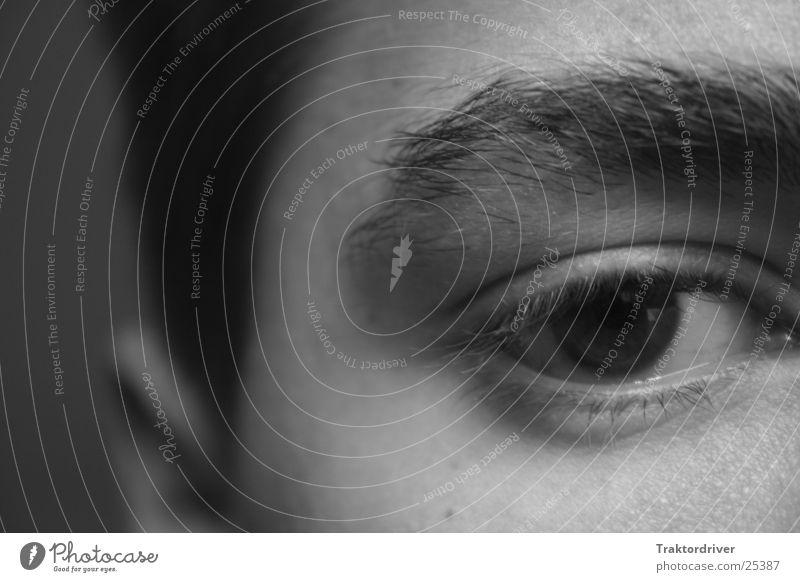 Man Eyes Hair and hairstyles Gloomy Ear Fatigue Boredom Eyebrow Skeptical Criticism