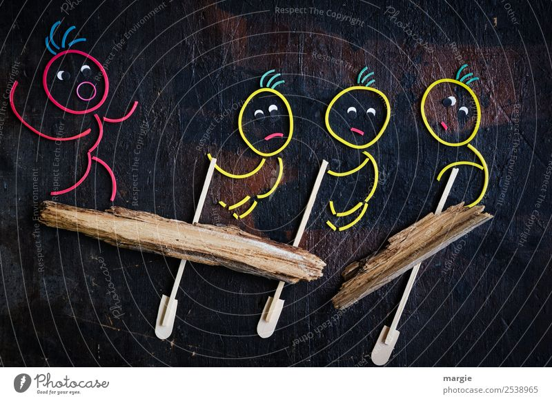 Rubber worms: Shipwreck! A rowing boat with crew breaks apart Leisure and hobbies Sports Fitness Sports Training Sportsperson Loser Sailing Sporting event