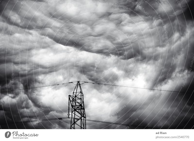 Sky Nature Summer Loneliness Clouds Dark Environment Cold Rain Ice Weather Air Wind Energy Climate Threat