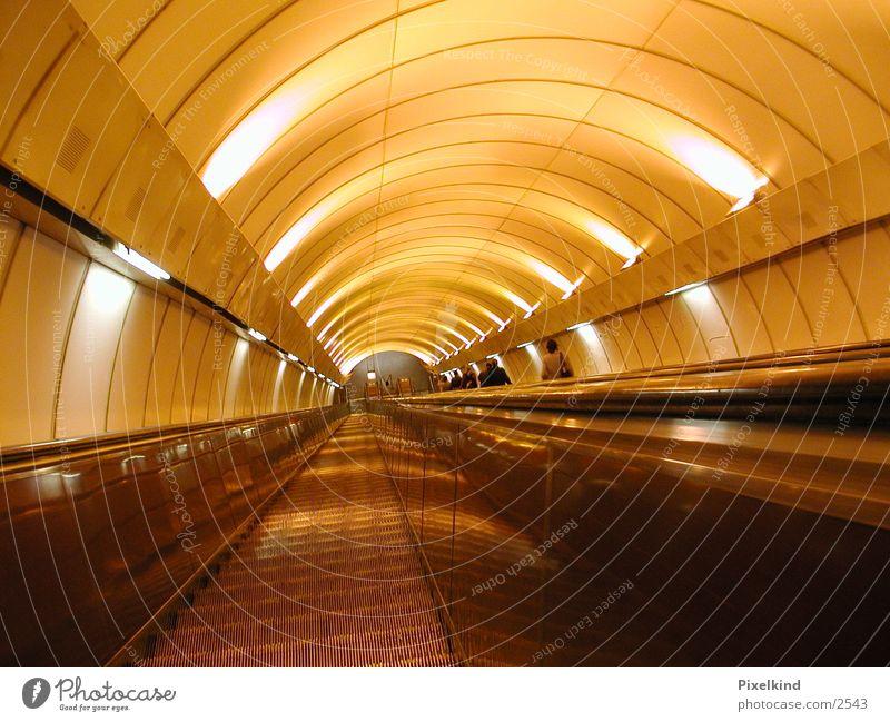 elevator Prague Futurism Architecture