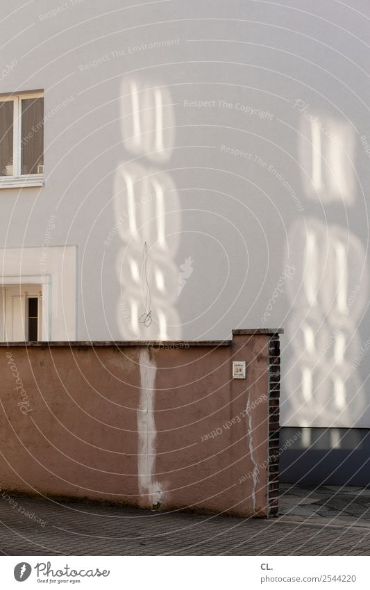 2/4 Cable Town Deserted House (Residential Structure) Wall (barrier) Wall (building) Window Door Bell Gloomy Living or residing Screening Private sphere