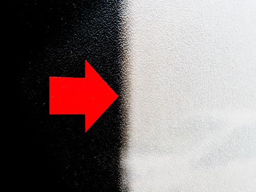 Grey area 2 Plastic Sign Signs and labeling Line Arrow Simple Uniqueness Point Gray Red Black White Society Contentment Complex Competition Testing & Control
