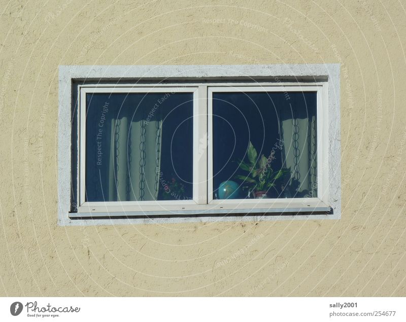 Vacation & Travel Loneliness House (Residential Structure) Far-off places Window Freedom Dream Earth Flat (apartment) Facade Gloomy Living or residing