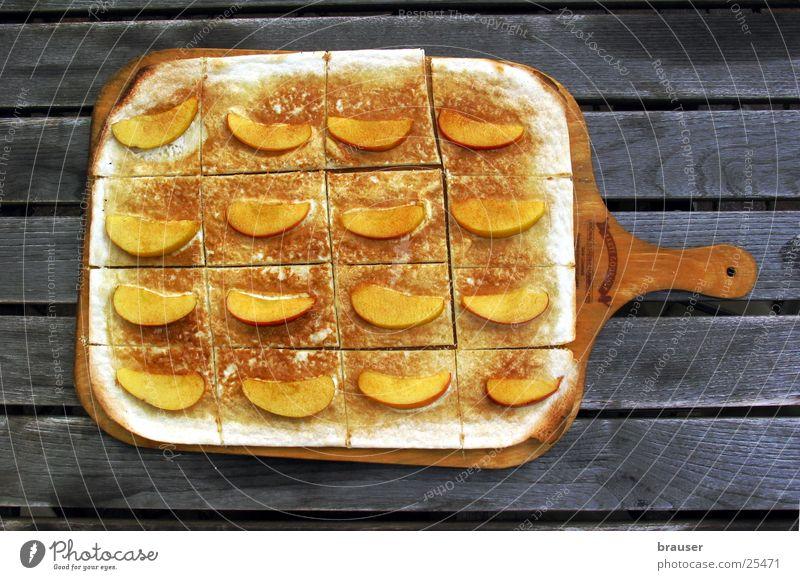 daintily Table Healthy Apple Cinnamon Nutrition Gold