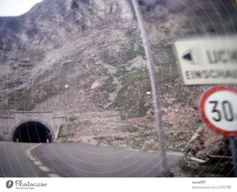 Speed Safety Tunnel Laws and Regulations Road traffic Means of transport Road sign Kilometer