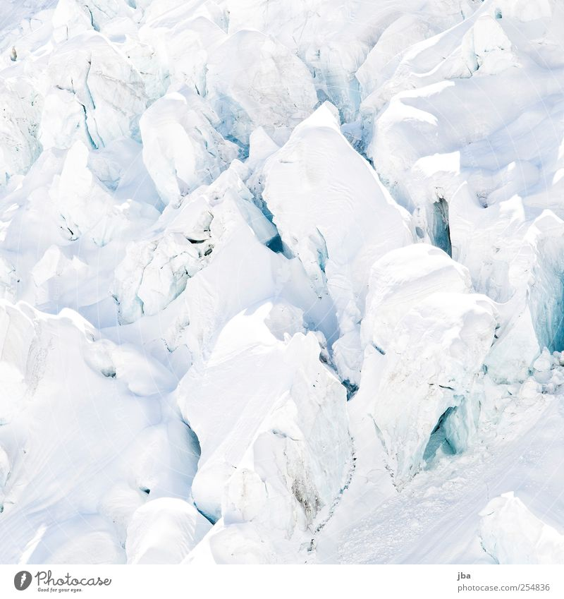 Arctic Ocean Calm Tourism Trip Mountain Environment Nature Elements Water Autumn Climate change Beautiful weather Ice Frost Snow Alps Glacier Crystal Old