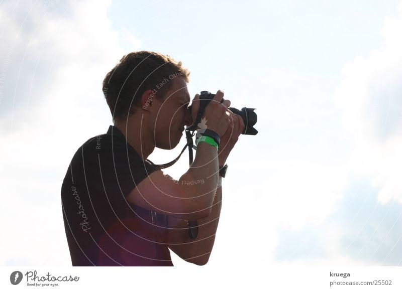 Sun Clouds Camera Media Photographer