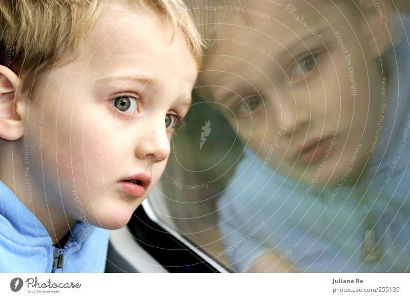 Child | Train ride II Face Leisure and hobbies Vacation & Travel Adventure Far-off places Train travel Parenting Study Human being Boy (child) Brother Infancy