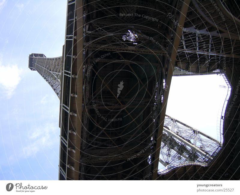 Architecture Paris France Eiffel Tower