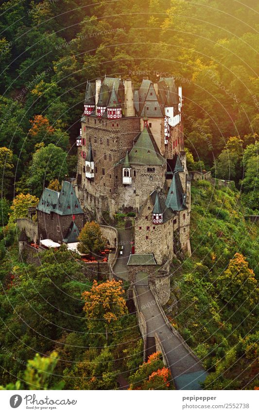 Castle Eltz Vacation & Travel Tourism Adventure Living or residing Nature Landscape Sunrise Sunset Flower Forest Hill Mountain House (Residential Structure)