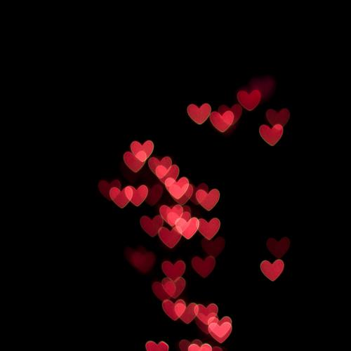 Red hearts shall rain for you Sign Kitsch Emotions Moody Happy Joie de vivre (Vitality) Passion Sympathy Friendship Together Love Infatuation Loyalty Romance
