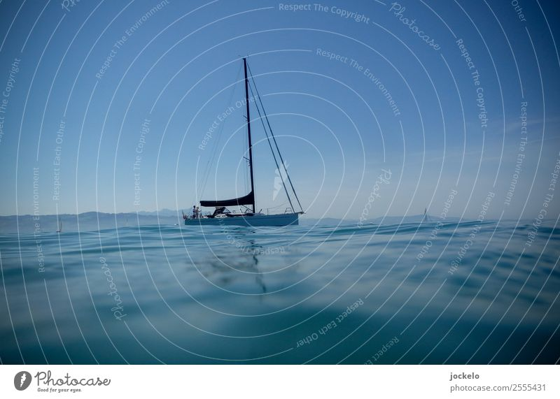 Sky Nature Summer Water Joy Sports Contentment Authentic Harbour Driving Good Navigation Sailing Sailboat Cruise