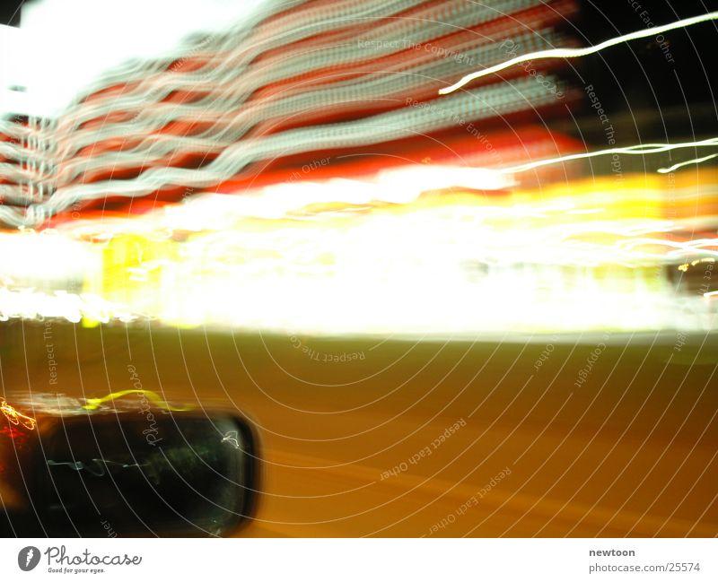 LifeIsShort Speed Long exposure Light Car Street