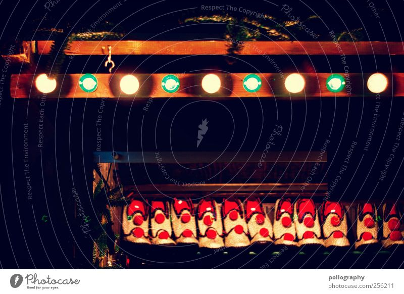 Light off - mood on Leisure and hobbies Winter Feasts & Celebrations Christmas & Advent Culture Event Freiburg im Breisgau Germany Pedestrian Shopping Discover