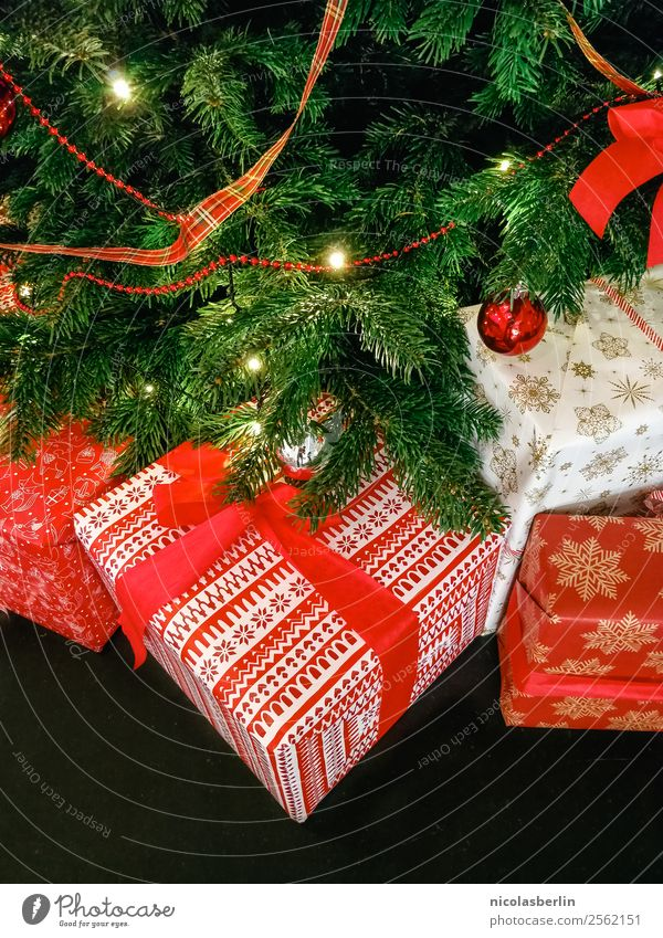 Christmas & Advent Beautiful Red Calm Joy Love Happy Feasts & Celebrations Living or residing Flat (apartment) Elegant Happiness Wait Gift Large Simple