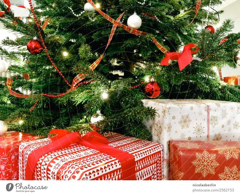Christmas presents for the family (II) Elegant Joy Happy Beautiful Calm Handicraft Living or residing Flat (apartment) Feasts & Celebrations Christmas & Advent