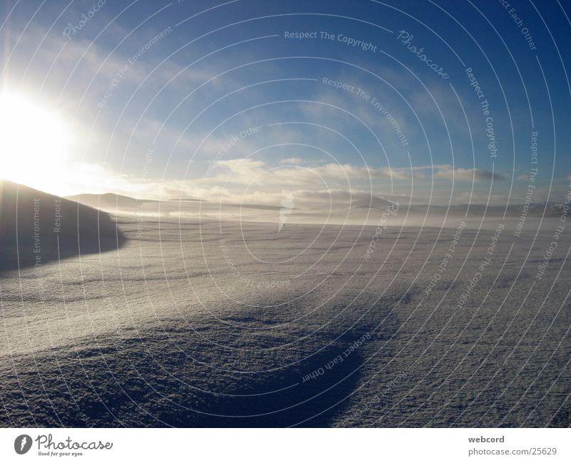 Winter Vacation & Travel Snow Mountain Norway Ski tour Hardangervidda South Norway