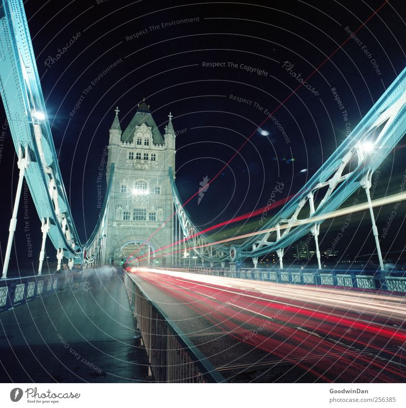 Rush. Town Capital city Old town Overpopulated Bridge Tower Tourist Attraction Landmark Tower Bridge Transport Bright Historic Tall Cold Speed Beautiful Many