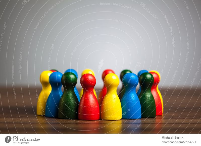 Yellow Group Together Friendship Circle Symbols and metaphors Team Attachment Teamwork Difference Versatile Integration Alliance Multicultural