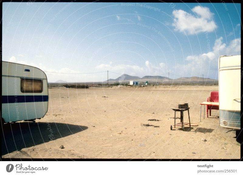Nature Vacation & Travel Landscape Sand Living or residing Desert Beautiful weather Caravan