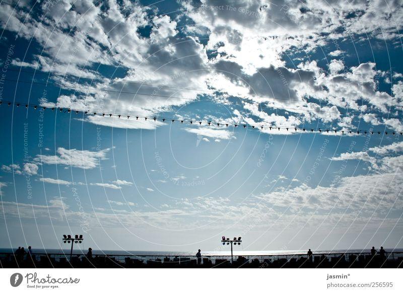 Sky Ocean Clouds Weather Horizon Tall Fantastic Beautiful weather