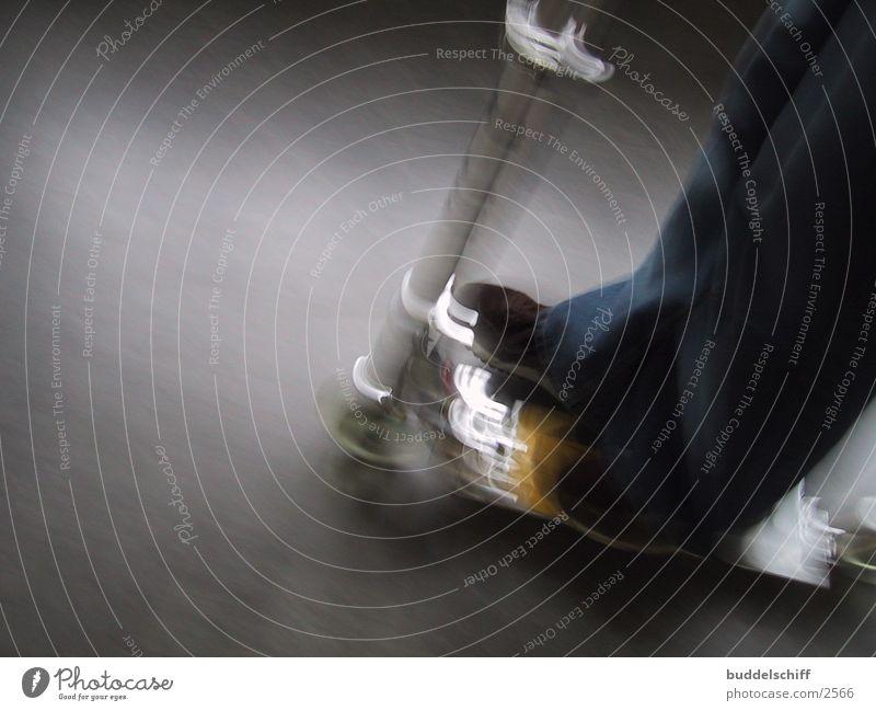 kickboard Blur Human being Speed Lomography Scooter