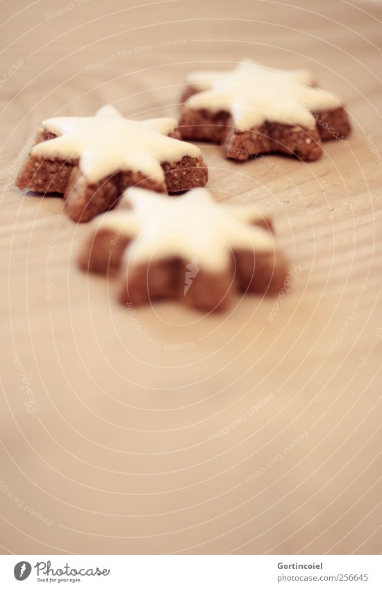 Christmas & Advent Nutrition Food Sweet Cooking & Baking Candy Delicious Baked goods Cookie Christmas biscuit Cinnamon To have a coffee Star cinnamon biscuit