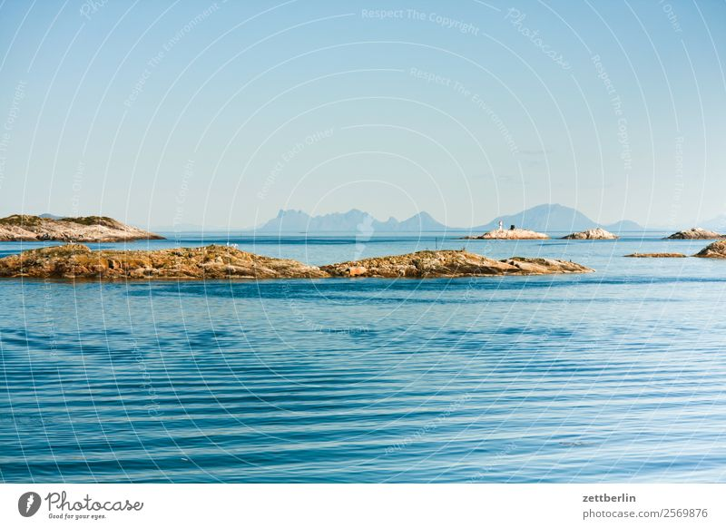 cable length Arctic Ocean Europe Rock Vacation & Travel Fjord Sky Heaven Horizon Island Landscape Lofotes Maritime Nature Nordic Norway Travel photography